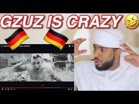 ARAB REACTING TO GERMAN RAP BY 187 Strassenbande - Mit den Jungs **MUST WATCH**