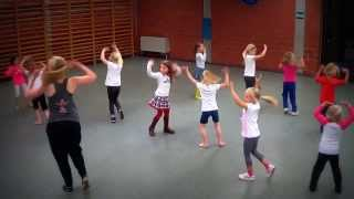 Dans 1e leerjaar - K3 - Eya Hoya!