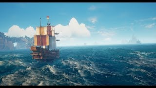 Epic Ship Battle - Sea of Thieves