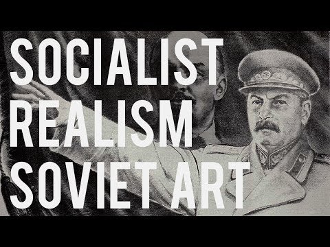 Socialist Realism - Soviet Art From the Avant-Garde to Stalin
