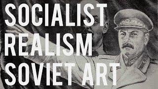 Socialist Realism - Soviet Art From the Avant-Garde to Stalin