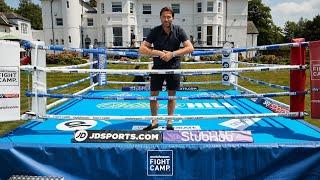 Eddie Hearn unveils Matchroom Fight Camp line-up