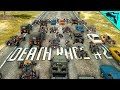PUBG Death Race: INSANE BLOCKADES #2  (Battlegrounds Racing Gameplay Highlights & Funny Moments)
