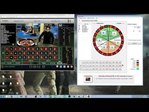 tutoriel  logiciel roulette sector