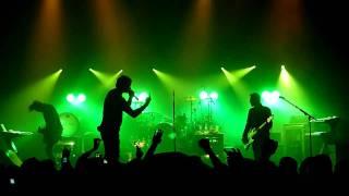 Angels and Airwaves - secret crowds, live at Paris, 30/01/2011