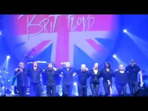 Brit Floyd -  Run Like Hell (Encore)