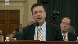 Comey confirms FBI investigating Russia