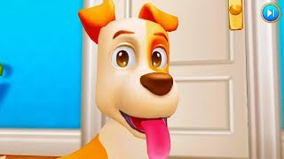 Собачья жизнь  Секретная щенячья ВЕЧЕРИНКА  Мультик игра про собачку  Тайная жизнь домашних животных