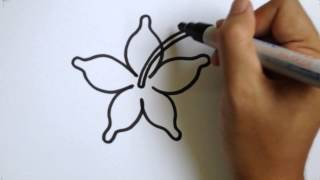 Must watch - How to draw Hibiscus