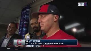Jay Bruce describes ALDS Game 2 win over Yankees as best game he's been part of 2017 Video