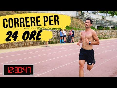 #23 - LA 24H DI PESCHIERA BORROMEO   Correre Per 24h Su Una Pista Di Atletica😵