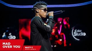 Nasty c flexes his musical skills and covers runtowns's hit track in own unique style. where music meets #cokestudiong level up with vusi nova https://ww...