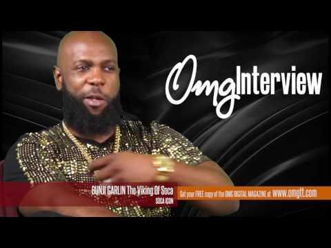 OMG 240 Bunji Garlin FULL Interview