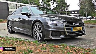 The NEW Audi A6 50 TDI 2019 | Most Hightech A6 | Drive Review Interior Exterior Infotainment