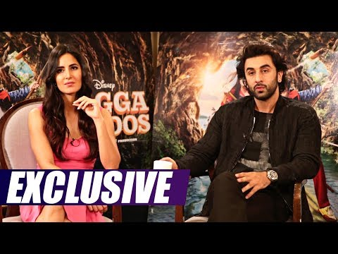 Ranbir Kapoor-Katrina Kaif's FUN Interview | Jagga Jasoos
