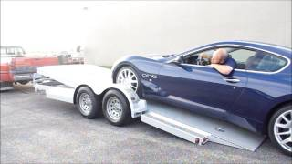 Car Guy Trailers Eliminator series Car Hauler