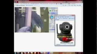 Wireless ip Camera Set-Up Instruction VIDEO: For ezCam, FOSCAM, BestCam, Wanscam and Others