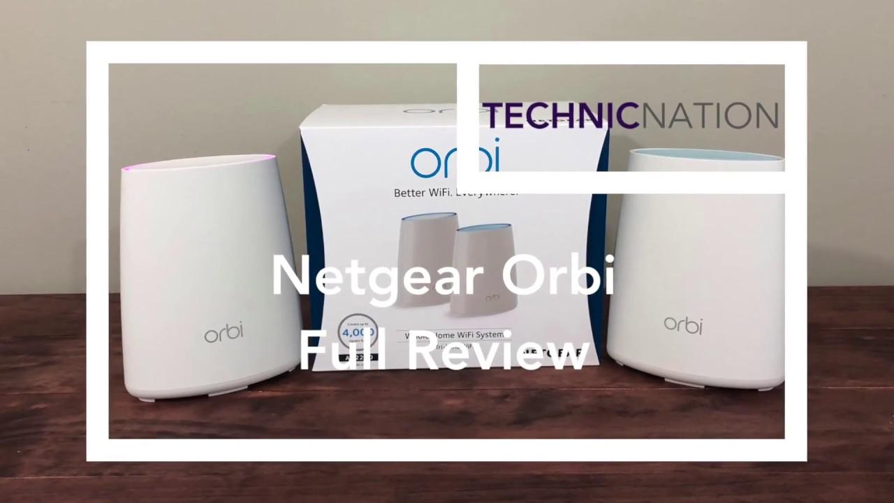 Netgear Orbi - Full Review