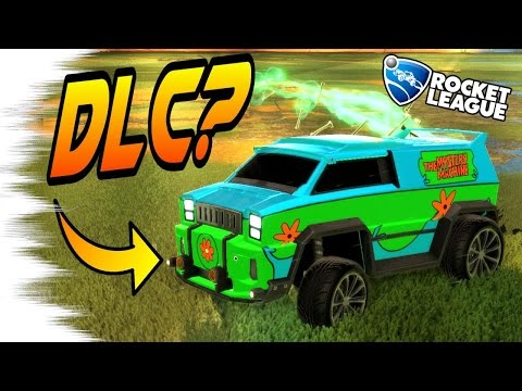 Rocket League DLC | ALL 12 CARS That Should be in the Game! (Rocket League Crate items?)