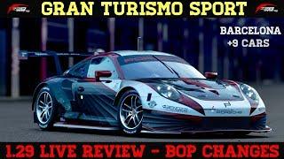 GT Sport - Update 1.29 has more bugs? Testing & Racing