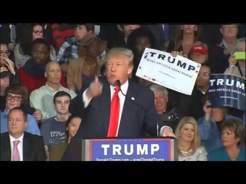 FULL Donald Trump Speech At PCCC