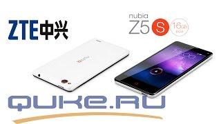 ZTE Nubia Z5s mini обзор