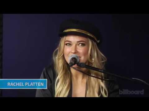 Rachel Platten - Fight Song & Broken Glass (Billboard Live)