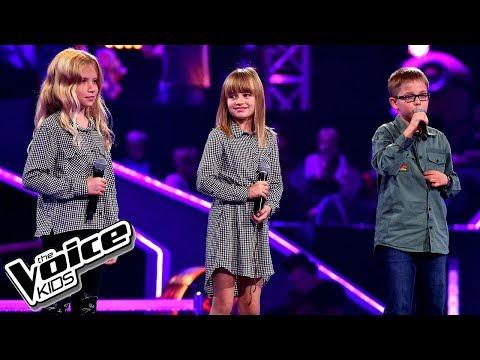 """Boguska, Piotrowska, Karaś – """"Kasztany"""" – Bitwy – The Voice Kids Poland"""