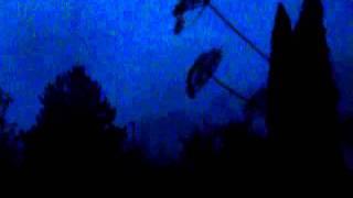 Starkregen Gewitter Eppstein Niederjosbach 26.08.11