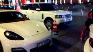 The Dubai Mall cars