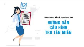 [Sapo Web] 06 - Hướng dẫn trỏ tên miền về website