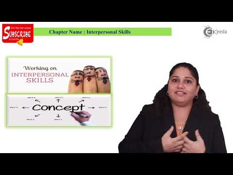 Concepts Of Interpersonal Communication - Interpersonal Communication Skills - Communication Skills