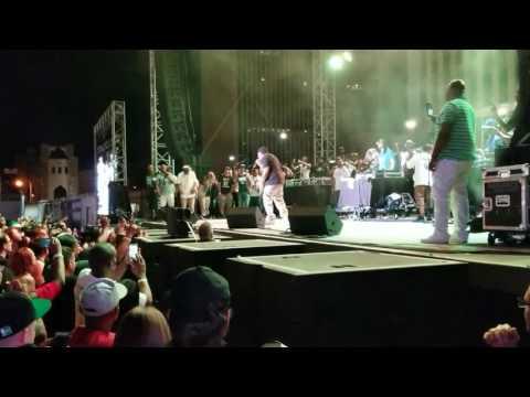 KRS-One The Art of Rap 06/17/17 Vegas