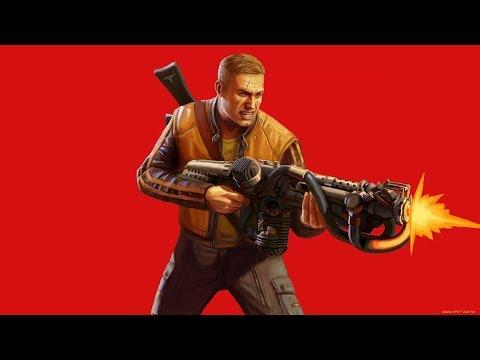 Прохождение Wolfenstein 2: The New Colossus (с вебкой) — Часть 8: Возмездие [ФИНАЛ]