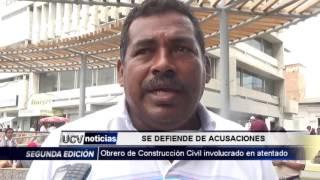 SE DEFIENDE DE ACUSACIONES-UCV NOTICIAS PIURA