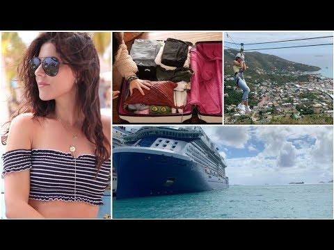 Caribbean Cruise Holiday (Puerto Rico, Tortola, Virgin Islands)
