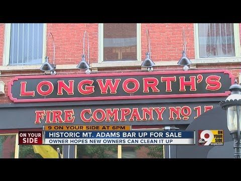 Iconic Mt. Adams bar seeking new owner to make it more