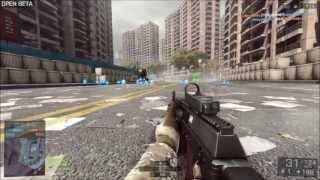 Battlefield 4: Siege of Shanghai Beta Gameplay GTX 770 SLI & 3770K