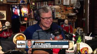 Pat McAfee tells his Peyton Manning joke 03/23/2016