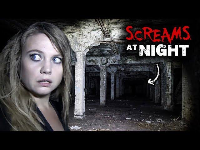 SCREAMS in the NIGHT | HAUNTED Mile-long Barracks Paranormal Investigation | Corregidor Island