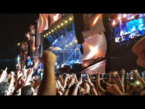 Iron Maiden - Rock In Rio - Abertura / Aces High