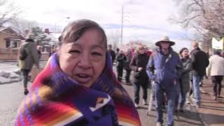 Beverly Singer Clip 4 - March On Washington Santa Fe