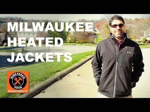 Milwaukee Heated Jackets (They Have Hand Warmers!!!)