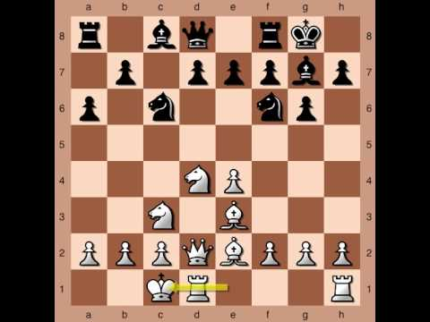 Chess Tactics Example Game: Blunder Check!