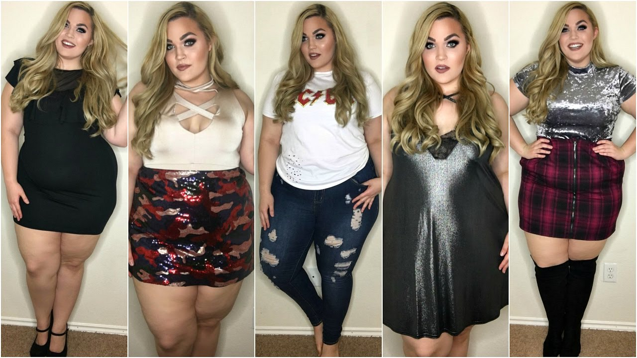 Huge Clothing Haul Try On ♡ Boohoo Torrid Pacsun