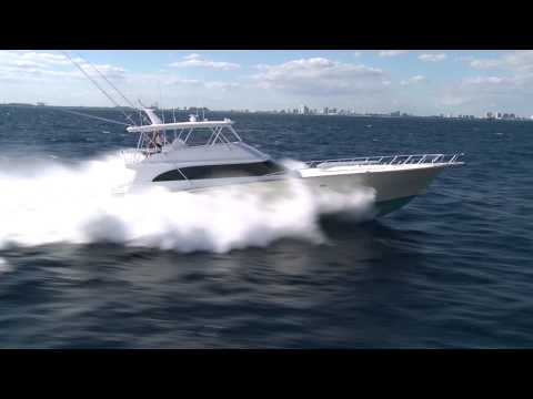 NAIAD Motion Interceptors - DONZI YACHTS Built By ROSCIOLI INTERNATIONAL