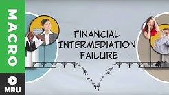 Costs of Inflation: Financial Intermediation Failure
