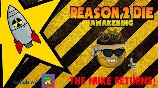 R2DA - Nuke Commercial (1K Special / Roblox Minigunner Collab)