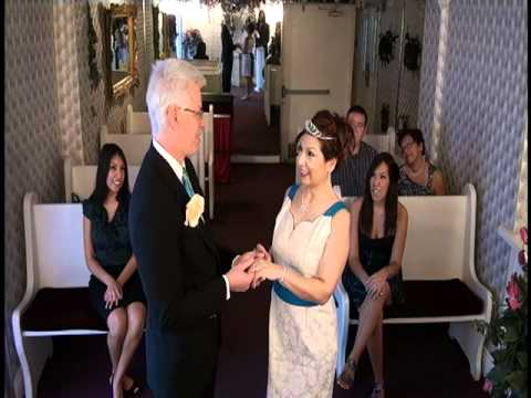 Las Vegas wedding-Tom & Marina
