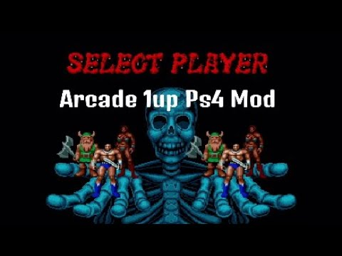 Tabby and Reid - Golden Axe Arcade 1up - Ps4 Mod - Gameplay from Monkey Zoo